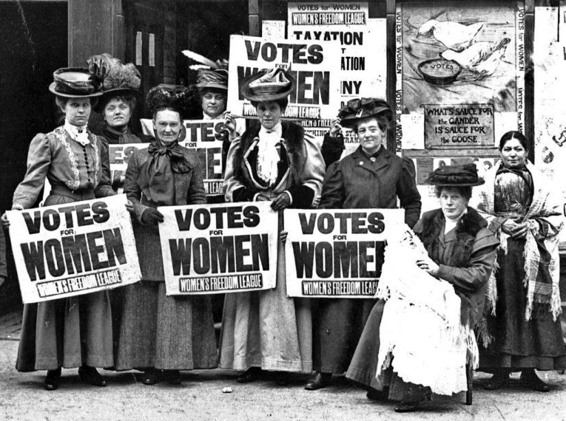 The Women's Movement: Legislation