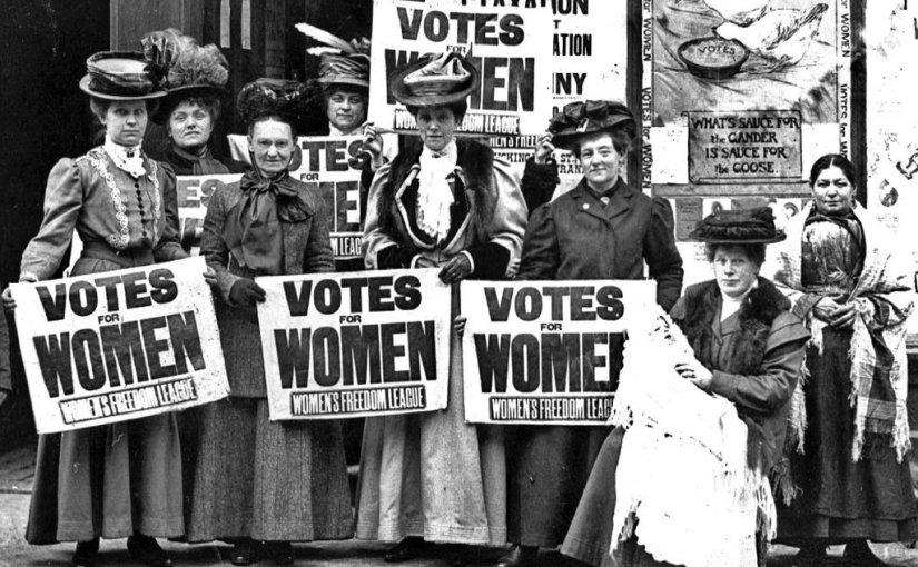The Women's Movement:Legislation