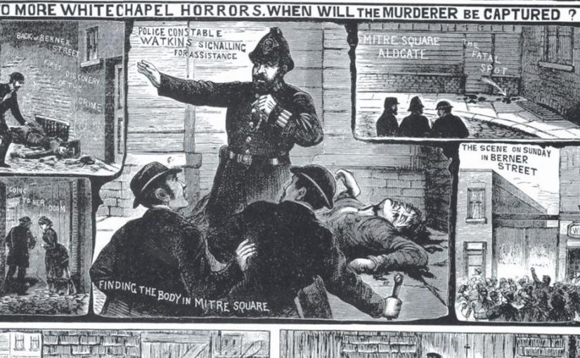 Jack the Ripper and British Attitudes to Sex and Murder: Murder mystery