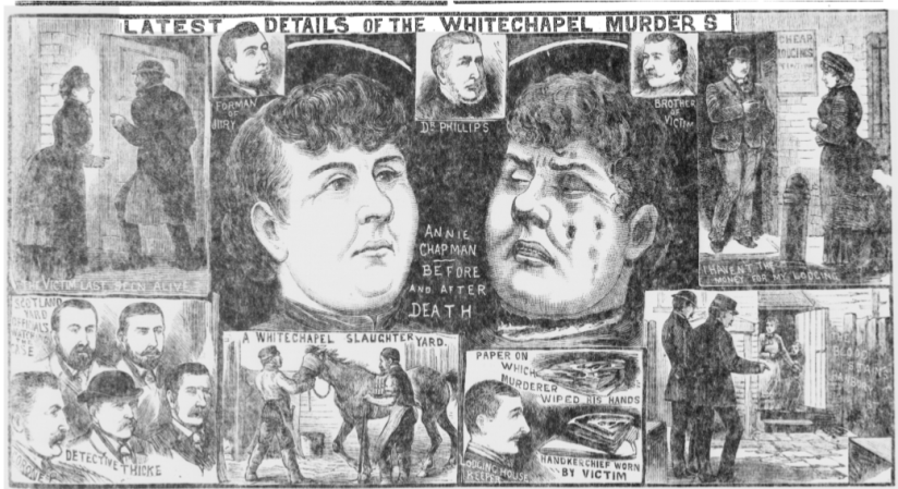 Jack the Ripper and British Attitudes to Sex and Murder: Sex and sexualviolence